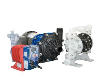 Fluid Pumps - Polypropylene Chemical Resistant Pump, Peristaltic & Diaphragm Pumps